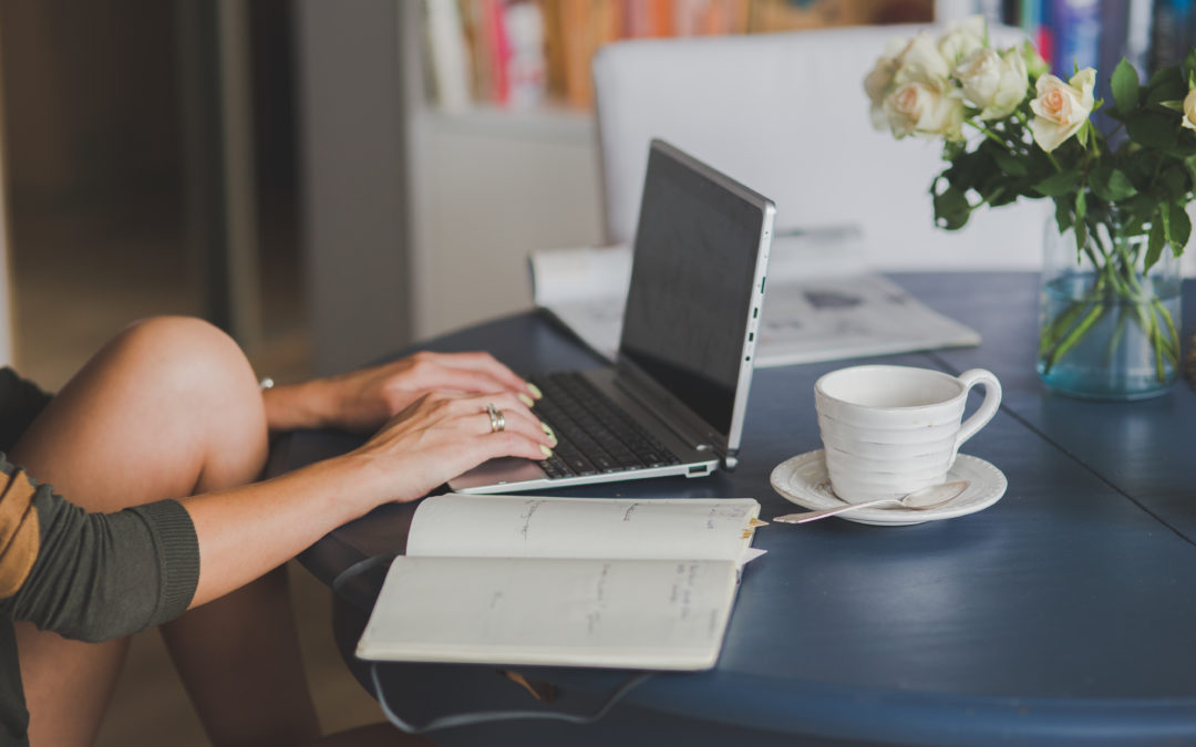 5 tehnici pentru creșterea productivității în lucrul de acasă